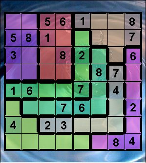 A sudoku game on your PC Easy to play.